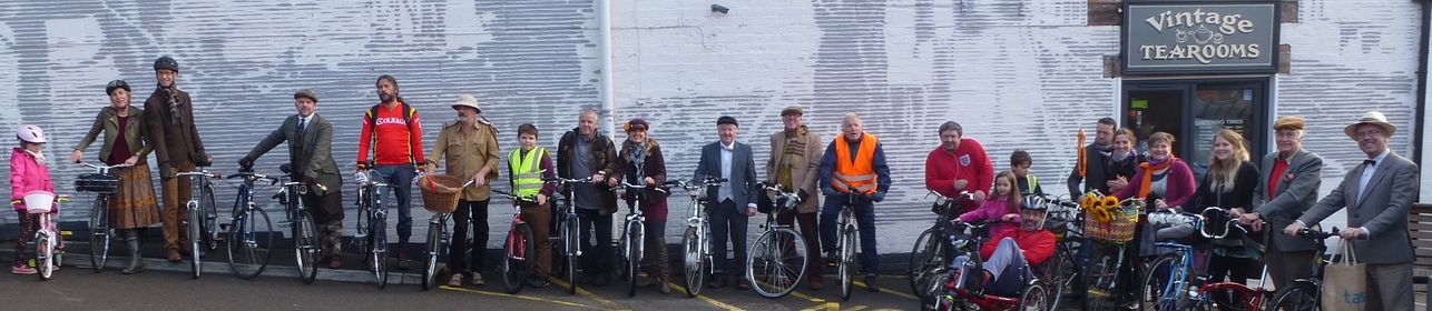 Chesterfield Cycle Campaign